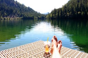 Echo Lake Resort BC